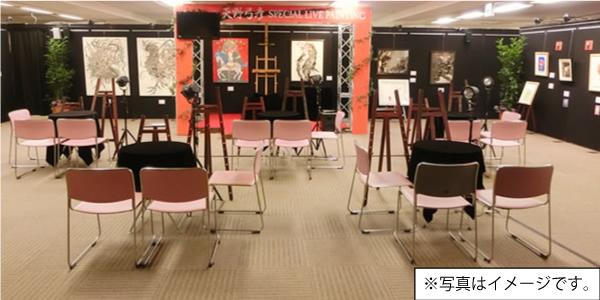 絵画・書道展示会